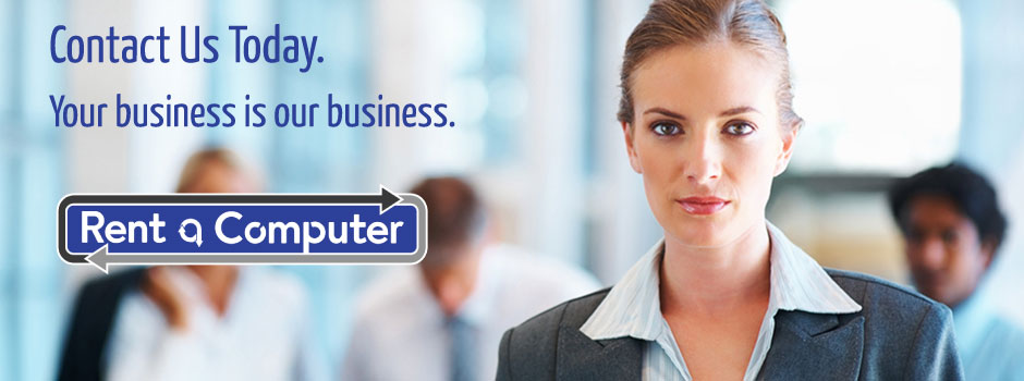 bigstockphoto_Happy_Business_Woman_With_Coll_5167874